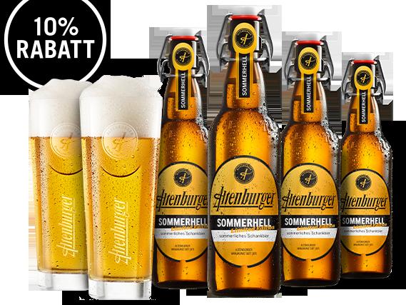 Altenburger Sommerhell-Paket
