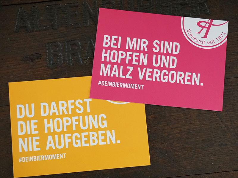 Altenburger Postkarten Set (10 Stk.)