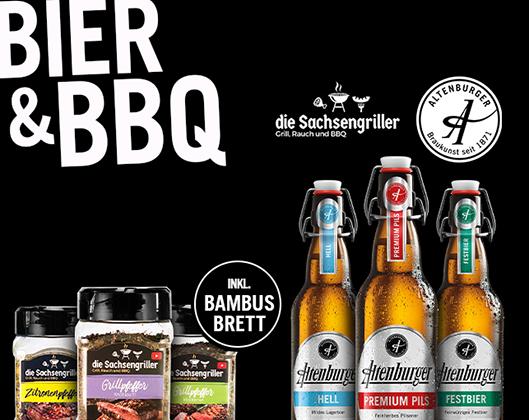 Bier & BBQ Big